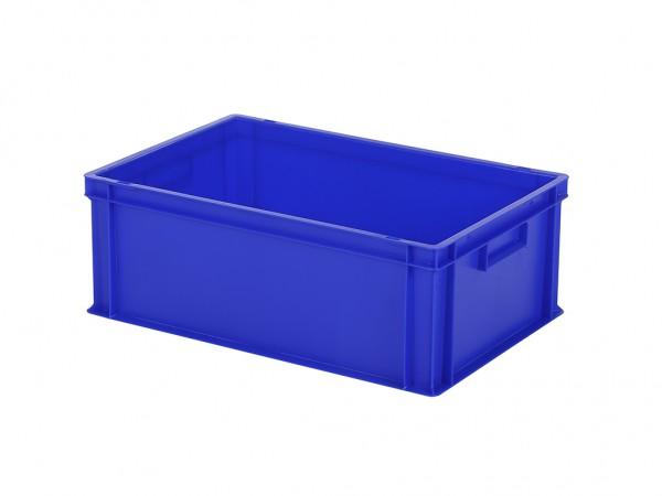 Stapelbak - 600x400xH220mm - blauw