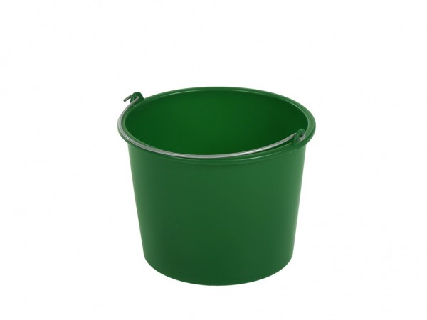 Emmer 12 liter - normal duty - groen