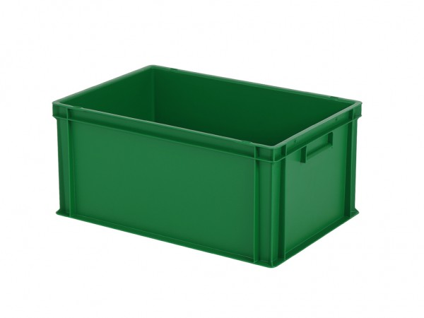 Stapelbak - 600x400xH280mm - groen