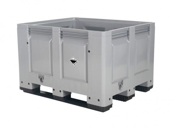 Accubox - 1200x1000mm - 3 sledes - grijs