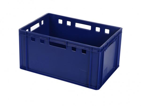 Stapelbak E3 - 600x400xH300mm - blauw
