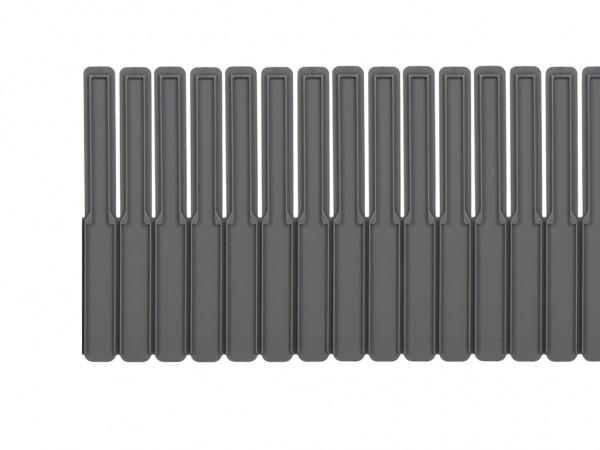 Tussenschot voor stapelbakken - 1104 x 190 mm