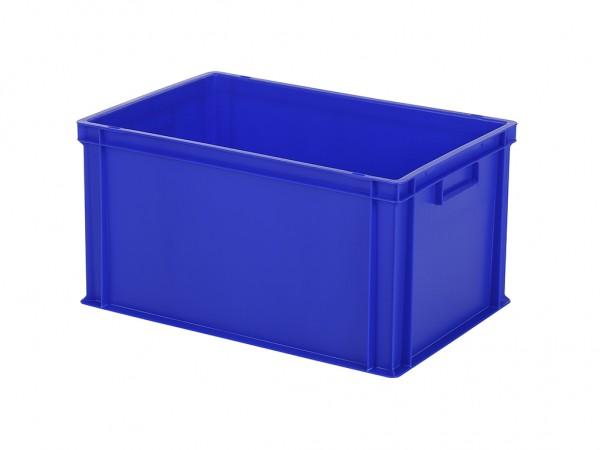 Stapelbak - 600x400xH320mm - blauw