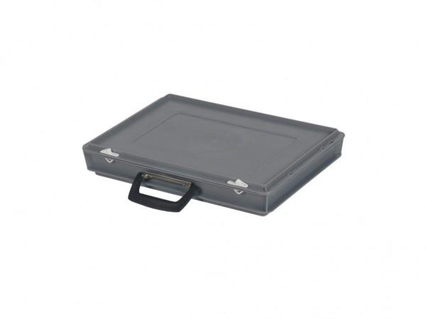 Koffer - 400x300xH65mm - grijs