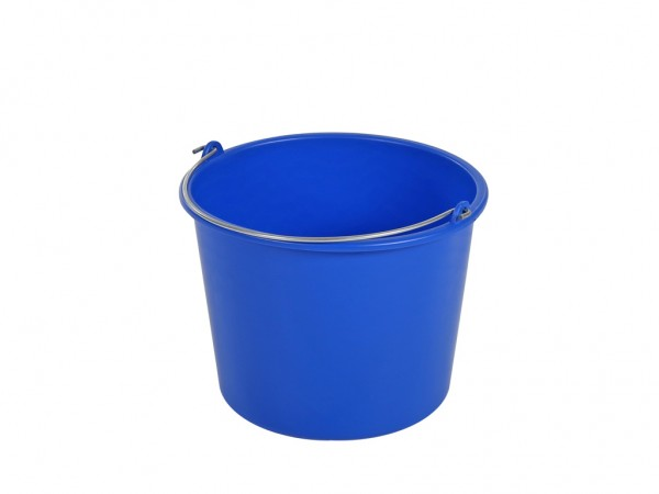 Emmer 12 liter - normal duty - blauw