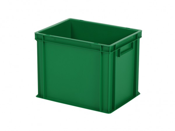 Stapelbak / Bordenbak - 400x300xH320mm - groen