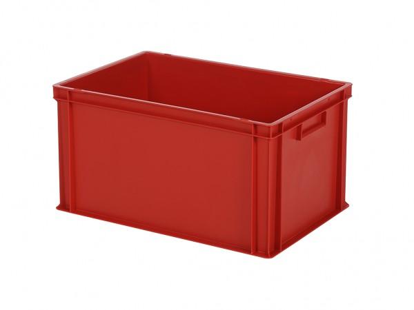 Stapelbak - 600x400xH320mm - rood