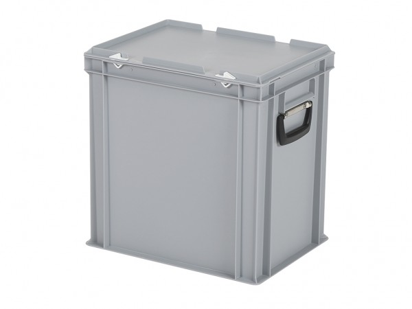 Koffer - 400x300xH415mm - grijs