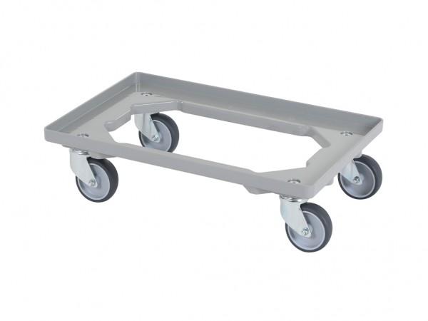 Kunststof dolly - 600x400mm - grijs