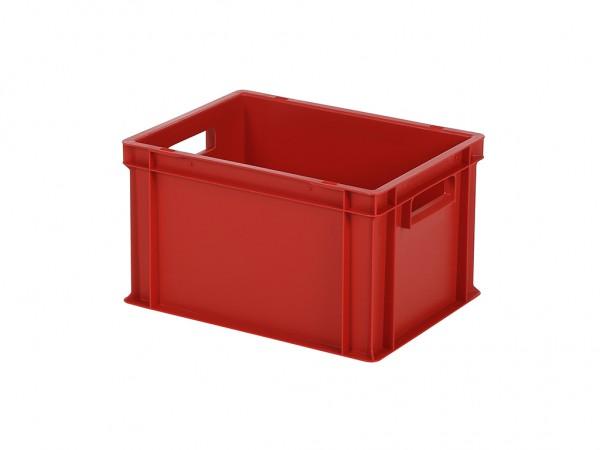 Stapelbak / Bordenbak - 400x300xH236mm - rood