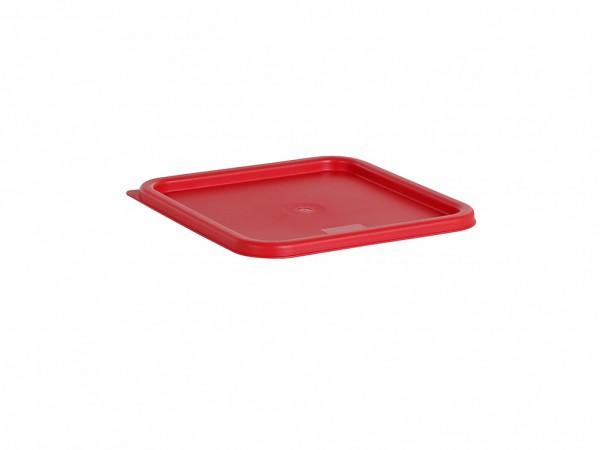 Deksel voedseldoos - 99.CF042 - rood