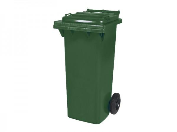2-wiel afvalcontainer - 80 liter - groen
