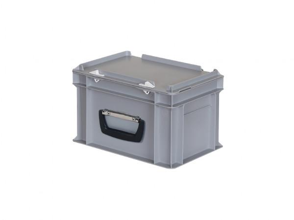 Koffer - 300x200xH190mm - grijs