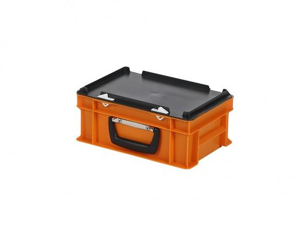 Koffer - 300x200xH133mm - oranje