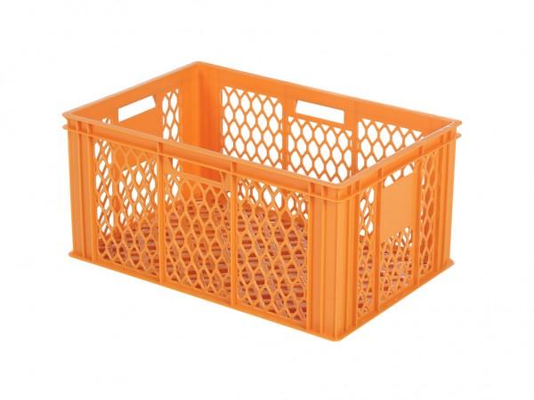 Stapelkrat - 600x400xH280mm - oranje