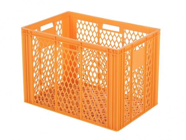Stapelkrat - 600x400xH421mm - oranje