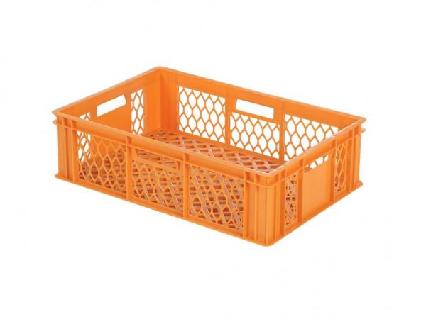 Stapelkrat - 600x400xH171mm - oranje