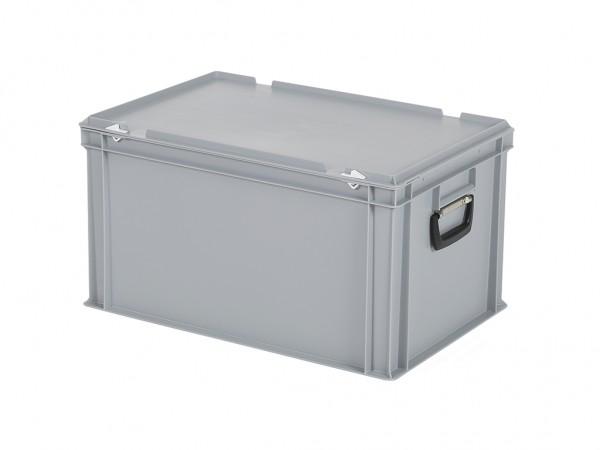 Koffer - 600x400xH335mm - grijs
